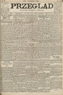 Przegląd polityczny, społeczny i literacki. 1898, nr73