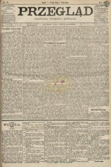 Przegląd polityczny, społeczny i literacki. 1898, nr78