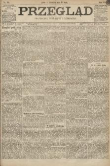 Przegląd polityczny, społeczny i literacki. 1898, nr111