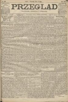 Przegląd polityczny, społeczny i literacki. 1898, nr119