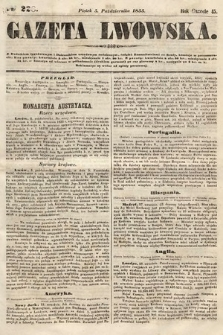 Gazeta Lwowska. 1855, nr228