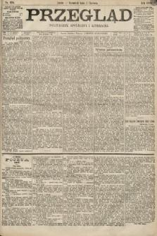 Przegląd polityczny, społeczny i literacki. 1898, nr124
