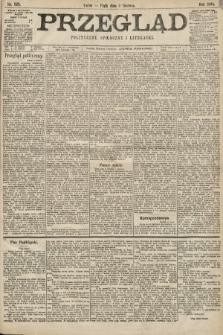 Przegląd polityczny, społeczny i literacki. 1898, nr125