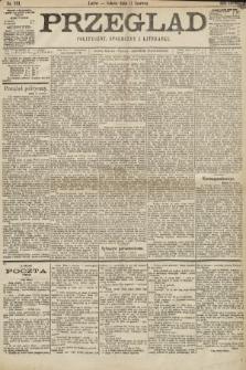 Przegląd polityczny, społeczny i literacki. 1898, nr131