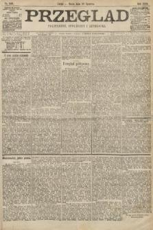 Przegląd polityczny, społeczny i literacki. 1898, nr146