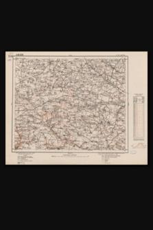 Mapa taktyczna Polski : pas 38 : słup 30 : Drobin