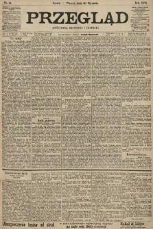 Przegląd polityczny, społeczny i literacki. 1903, nr15
