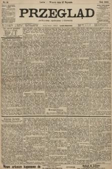 Przegląd polityczny, społeczny i literacki. 1903, nr21