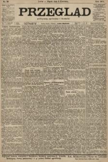 Przegląd polityczny, społeczny i literacki. 1903, nr76