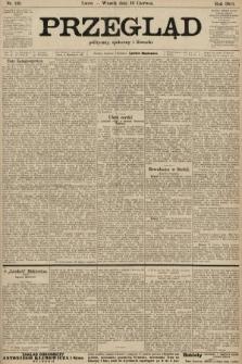 Przegląd polityczny, społeczny i literacki. 1903, nr135