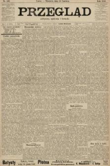 Przegląd polityczny, społeczny i literacki. 1903, nr140