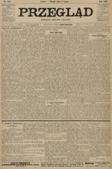 Przegląd polityczny, społeczny i literacki. 1903, nr149