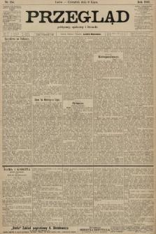 Przegląd polityczny, społeczny i literacki. 1903, nr154