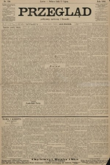Przegląd polityczny, społeczny i literacki. 1903, nr156