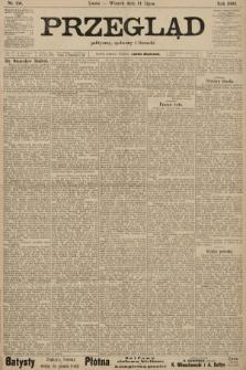 Przegląd polityczny, społeczny i literacki. 1903, nr158