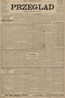 Przegląd polityczny, społeczny i literacki. 1903, nr164