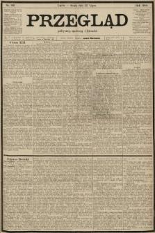 Przegląd polityczny, społeczny i literacki. 1903, nr165