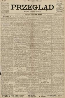 Przegląd polityczny, społeczny i literacki. 1903, nr250