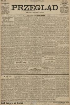 Przegląd polityczny, społeczny i literacki. 1903, nr297
