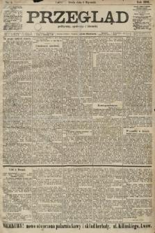 Przegląd polityczny, społeczny i literacki. 1906, nr1