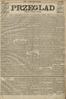 Przegląd polityczny, społeczny i literacki. 1906, nr3