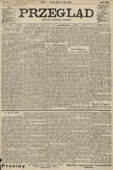 Przegląd polityczny, społeczny i literacki. 1906, nr6