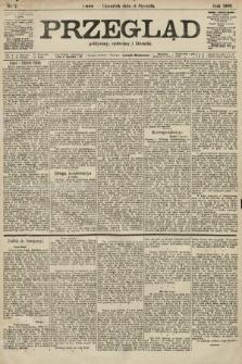 Przegląd polityczny, społeczny i literacki. 1906, nr7