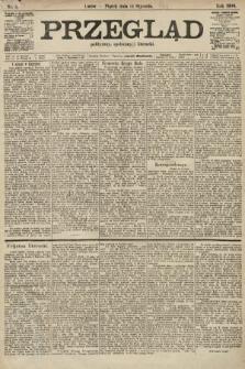 Przegląd polityczny, społeczny i literacki. 1906, nr8