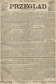 Przegląd polityczny, społeczny i literacki. 1906, nr9