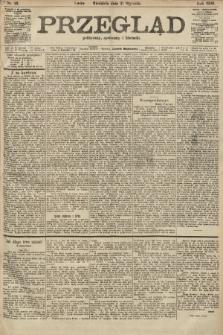 Przegląd polityczny, społeczny i literacki. 1906, nr16