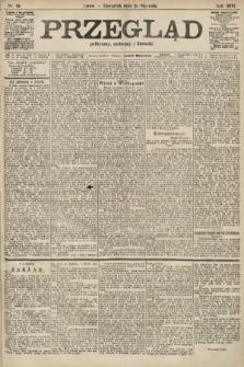 Przegląd polityczny, społeczny i literacki. 1906, nr19