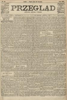 Przegląd polityczny, społeczny i literacki. 1906, nr20