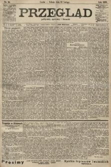 Przegląd polityczny, społeczny i literacki. 1906, nr32