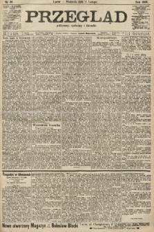 Przegląd polityczny, społeczny i literacki. 1906, nr33