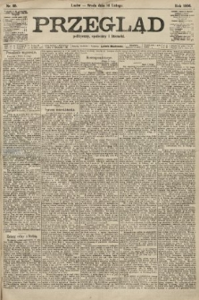 Przegląd polityczny, społeczny i literacki. 1906, nr35