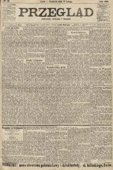 Przegląd polityczny, społeczny i literacki. 1906, nr39