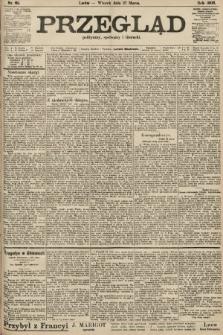 Przegląd polityczny, społeczny i literacki. 1906, nr65