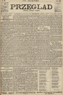 Przegląd polityczny, społeczny i literacki. 1906, nr66