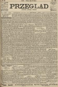 Przegląd polityczny, społeczny i literacki. 1906, nr69