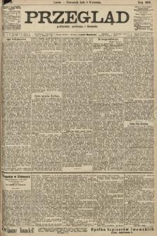 Przegląd polityczny, społeczny i literacki. 1906, nr73