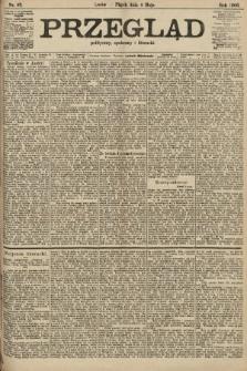 Przegląd polityczny, społeczny i literacki. 1906, nr97