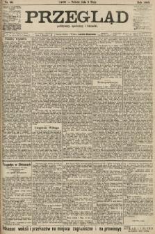 Przegląd polityczny, społeczny i literacki. 1906, nr98