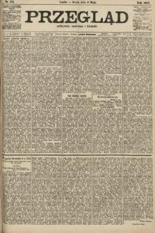 Przegląd polityczny, społeczny i literacki. 1906, nr101
