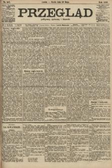 Przegląd polityczny, społeczny i literacki. 1906, nr107