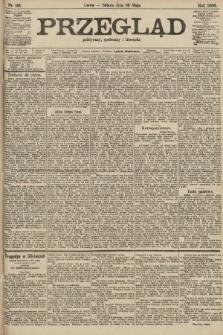 Przegląd polityczny, społeczny i literacki. 1906, nr115