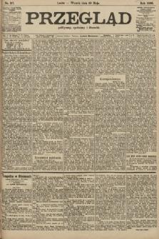Przegląd polityczny, społeczny i literacki. 1906, nr117