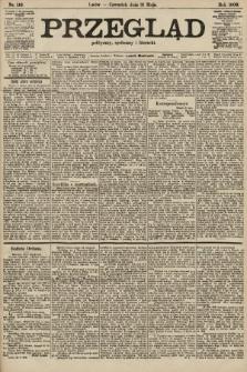 Przegląd polityczny, społeczny i literacki. 1906, nr119