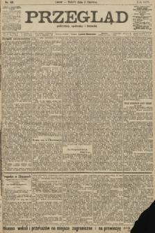 Przegląd polityczny, społeczny i literacki. 1906, nr121