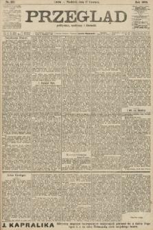 Przegląd polityczny, społeczny i literacki. 1906, nr132