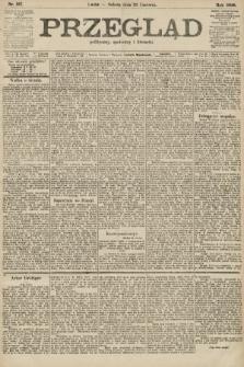 Przegląd polityczny, społeczny i literacki. 1906, nr137